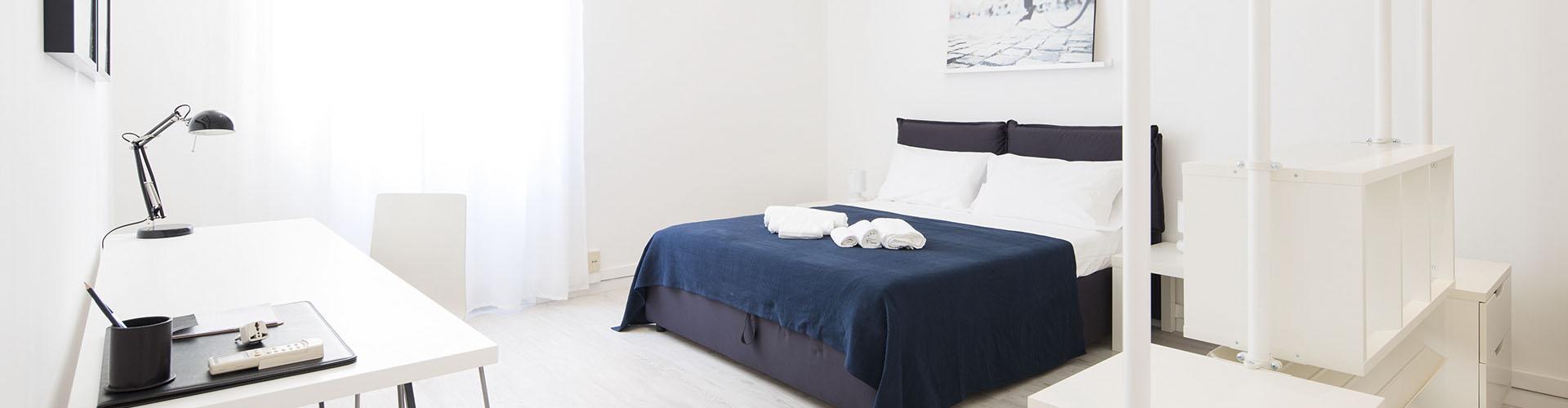 Home Inn Rome - Bedroom