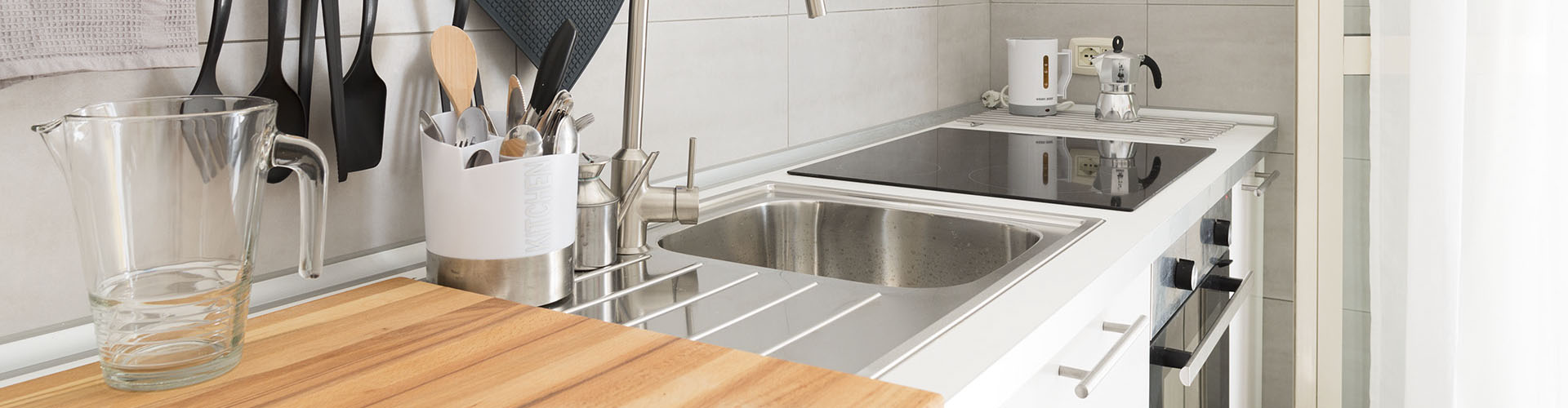 Home Inn Rome - Kitchen detail