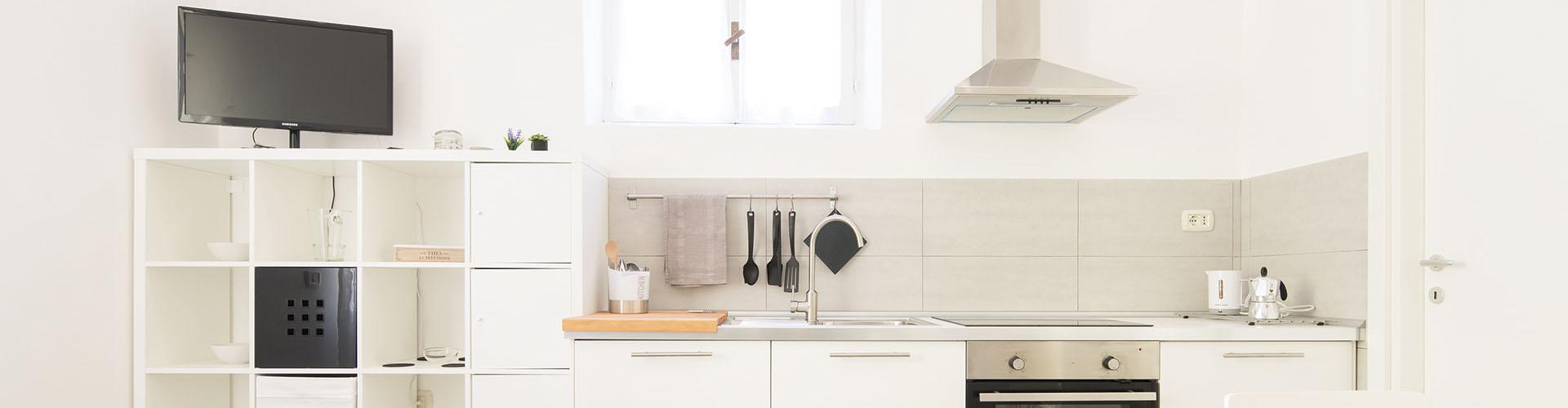 Home Inn Rome - Kitchen