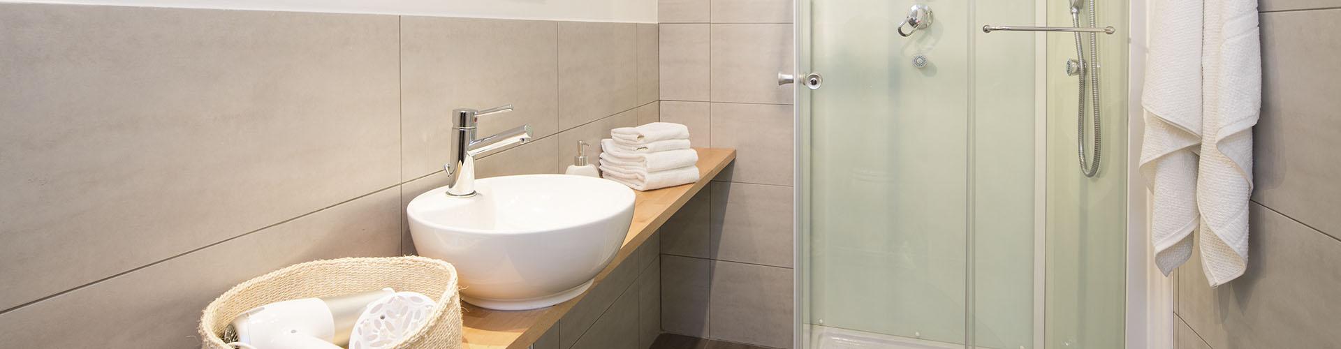 Home Inn Rome - Bathroom